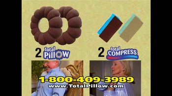 Total Pillow TV Spot - Thumbnail 8
