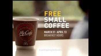 McDonald's McCafé TV Spot, 'Rooster' - 109 commercial airings