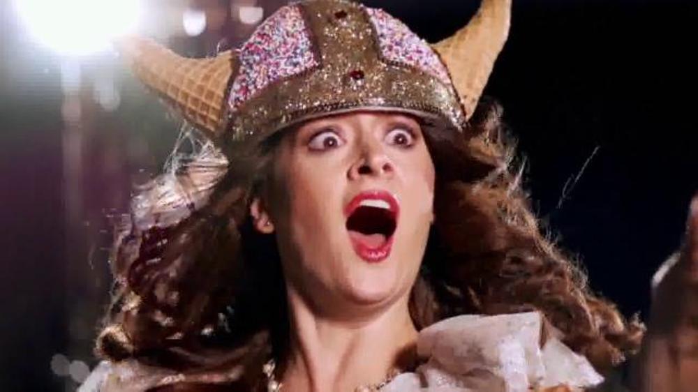 Dairy Queen Confetti Cake Waffle Cone Blizzard TV Commercial, 'Opera'