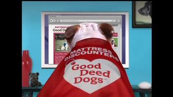 Mattress Discounters Good Deed Dogs TV Spot - Thumbnail 7