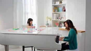 Crayola Color Wonder TV Spot, 'Piano'