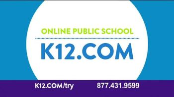 K12 TV Spot, 'More Involved'