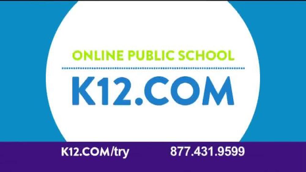 Image result for k12 inc advert