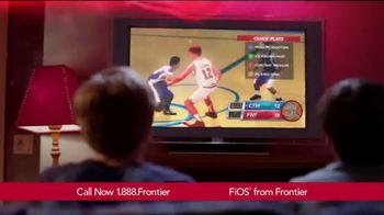 Frontier TV Spot, 'Better Than Courtside' - Thumbnail 6
