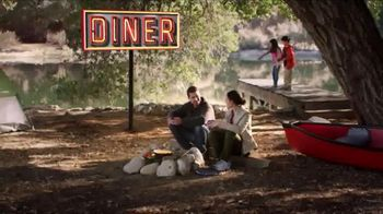 Hungry Jack Hashbrowns TV Spot, 'Diner Style' - 440 commercial airings