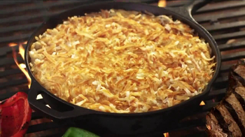Hungry Jack Hashbrowns TV Spot, 'Diner Style' - Thumbnail 1