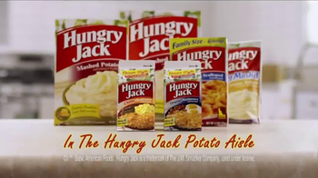 Hungry Jack Hashbrowns TV Spot, 'Diner Style' - Thumbnail 10