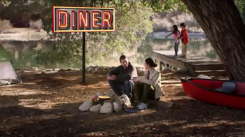 Hungry Jack Hashbrowns TV Spot, 'Diner Style'