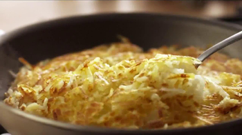Hungry Jack Hashbrowns TV Spot, 'Diner Style' - Thumbnail 8