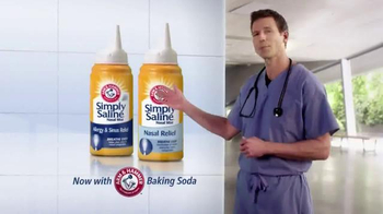 Simply Saline TV Spot, 'Nasal Mists' Featuring Dr. Travis Stork - Thumbnail 3