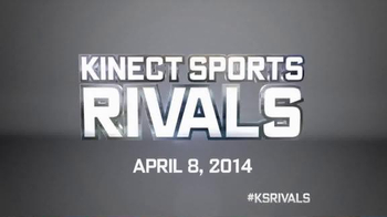 Xbox Kinect Sports Rivals TV Spot, 'Face Your Opponents' - Thumbnail 8