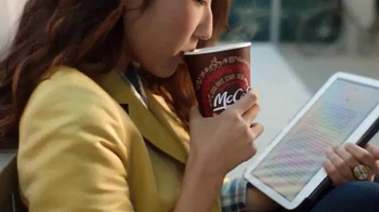McDonald's McCafe Coffee TV Spot, 'Tossing, Turning and Cuddling' - Thumbnail 9