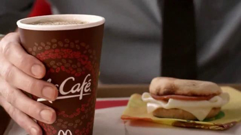 McDonald's McCafe Coffee TV Spot, 'Tossing, Turning and Cuddling' - Thumbnail 7