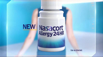 Nasacort Allergy Spray TV Spot - Thumbnail 4