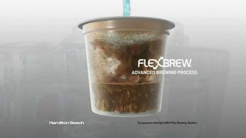 Hamilton Beach FlexBrew Coffee Maker TV Spot - Thumbnail 6