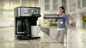 Hamilton Beach FlexBrew Coffee Maker TV Spot - Thumbnail 8