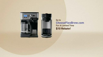 Hamilton Beach FlexBrew Coffee Maker TV Spot - Thumbnail 9