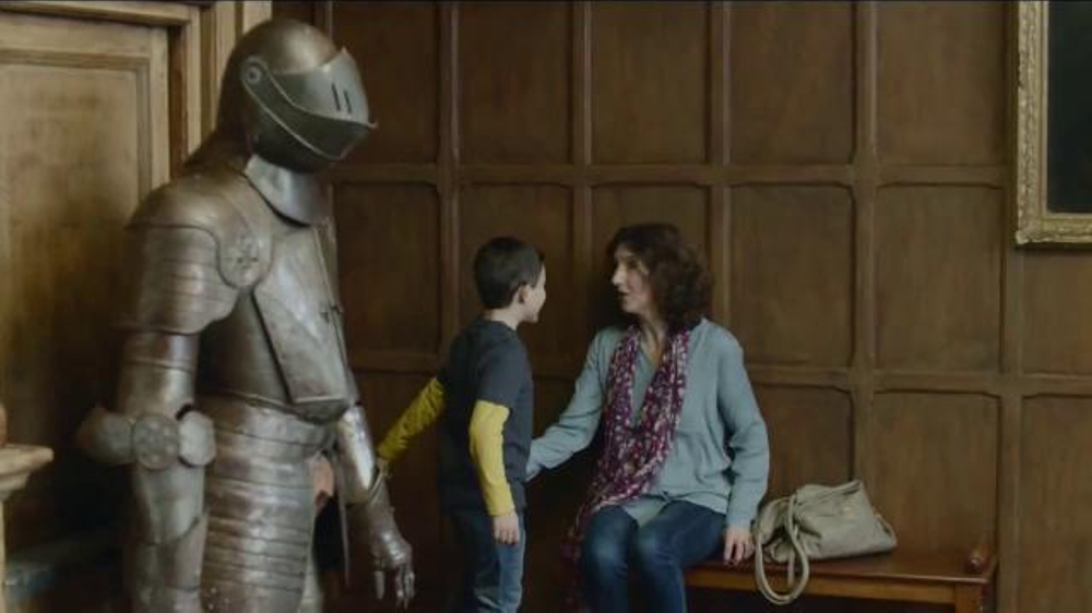 Expedia TV Commercial, 'Find Your Storybook: Visit Britain'