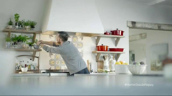 HomeGoods TV Spot, 'How to Organize a Kitchen' - 248 commercial airings