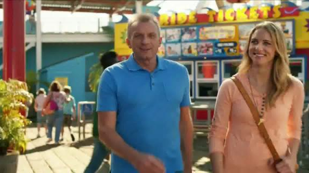 Skechers Relaxed Fit TV Commercial, 'Country Fair' Featuring Joe Montana