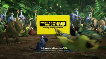 Western Union TV Spot, 'Rio 2' - Thumbnail 5