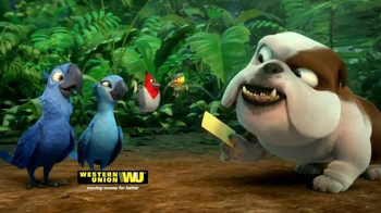 Western Union TV Spot, 'Rio 2'