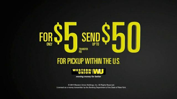 Western Union TV Spot, 'Rio 2' - Thumbnail 4