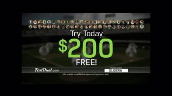 FanDuel Fantasy Baseball One-Day Leagues TV Spot, 'Hooked' - Thumbnail 7