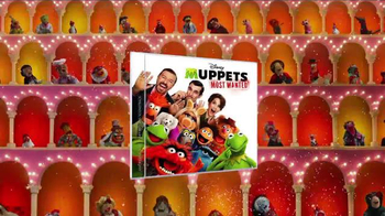 Disney Muppets Most Wanted Soundtrack TV Spot - 1 commercial airings
