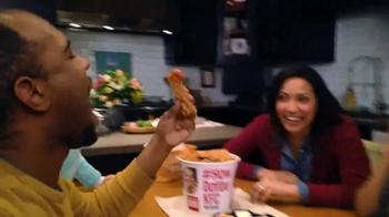 KFC Dip'Ems Bucket TV Spot, 'Dipping is Fun' - Thumbnail 3
