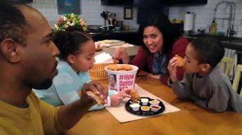 KFC Dip'Ems Bucket TV Spot, 'Dipping is Fun' - Thumbnail 4