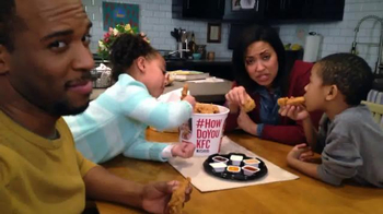 KFC Dip'Ems Bucket TV Spot, 'Dipping is Fun' - Thumbnail 5