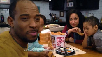 KFC Dip'Ems Bucket TV Spot, 'Dipping is Fun' - Thumbnail 9