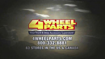 4 Wheel Parts TV Spot, '50 Years in Business'