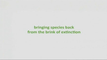 San Diego Zoo Global Wildlife Conservancy TV Spot, 'Back From Extinction' - Thumbnail 8