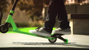 EXY Trickstartr TV Spot, 'Stunt Scooter'