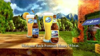 Blue Moon Summer Honey Wheat TV Spot, 'Brewing Up Summer' - Thumbnail 8