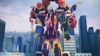 Power Rangers Super MegaForce TV Spot - 38 commercial airings