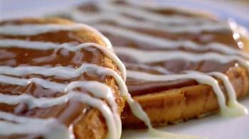 IHOP Cinnamon Swirl Brioche French Toast TV Spot - Thumbnail 3