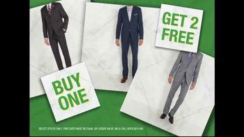 K&G Fashion Superstore TV Spot, 'Popular Demand Suits'
