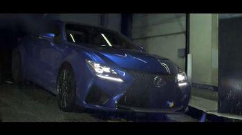 Lexus F Class TV Spot, 'The Performance Side of Lexus' - 5136 commercial airings