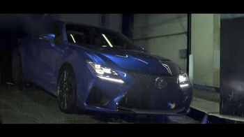 Lexus F Class TV Spot, 'The Performance Side of Lexus' - Thumbnail 3