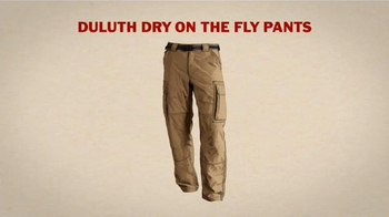Duluth Trading TV Spot, 'Unwet Your Pants' - Thumbnail 4