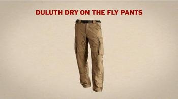 Duluth Trading TV Spot, 'Unwet Your Pants' - Thumbnail 4