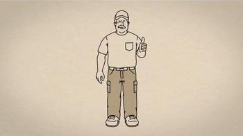 Duluth Trading TV Spot, 'Unwet Your Pants' - Thumbnail 6