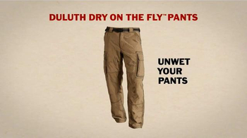 Duluth Trading TV Spot, 'Unwet Your Pants' - Thumbnail 7