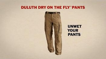 Duluth Trading TV Spot, 'Unwet Your Pants' - Thumbnail 7