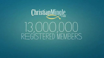 ChristianMingle.com TV Spot, 'Find God's Match for You' - Thumbnail 2