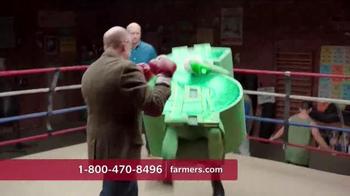 Farmers Insurance TV Spot, 'Cut, Lower, Shave' - Thumbnail 5
