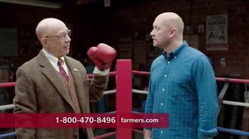 Farmers Insurance TV Spot, 'Cut, Lower, Shave' - Thumbnail 6